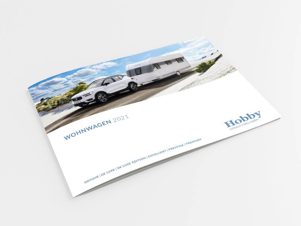 Katalog Wohnwagen 2021