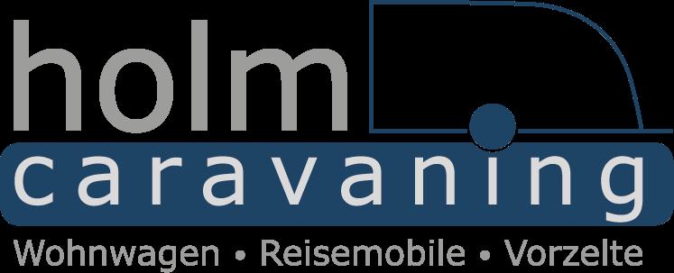 holm caravaning Logo